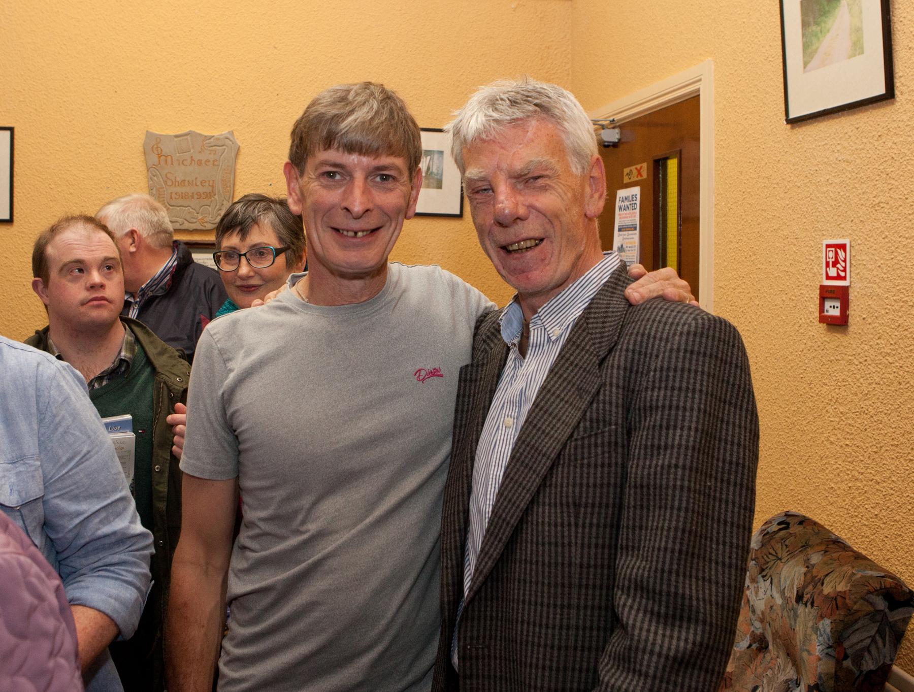 Seán Keane and Maurice Lennon