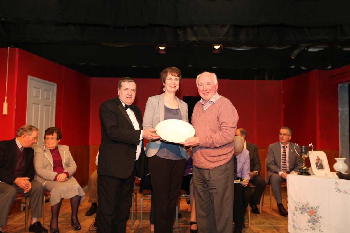 Best Set Cornmill Theatre Group in 'The Dead School'